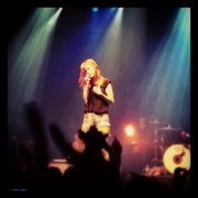 La Cigale - Paris, France. Paramore 01.04.2013 - @StevenVaDePa