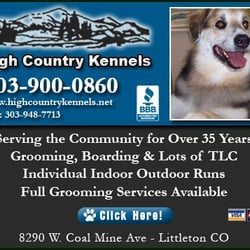 High Country Kennels logo