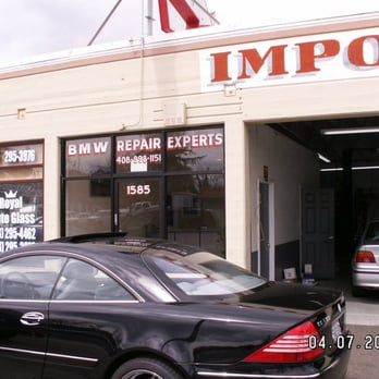 Bmw specialist imports auto service garages rose for United motors san jose