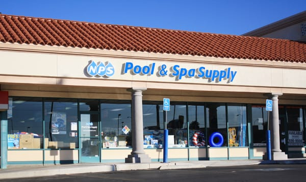 Nps Pool Spa Supply Las Vegas Nv