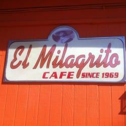 El Milagrito Café logo