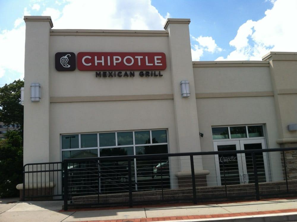 Chipotle Mexican Grill Cranston Ri Yelp