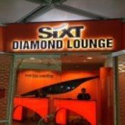 Die Diamond Lounge von Sixt am Flughafen…