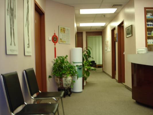 Aaxion Chinese Acupuncture and Massage Clinique