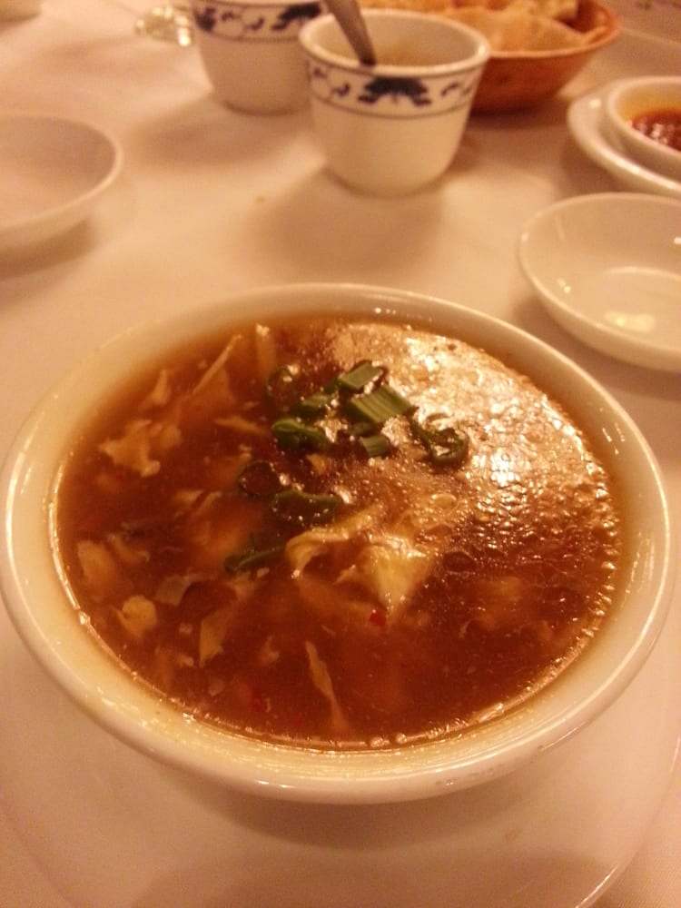 Hot And Sour Soup Yelp