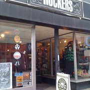 Rockers England, Manchester