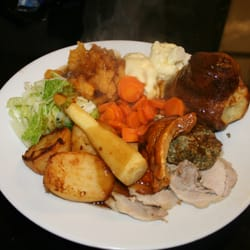 Sunday Roasts £4.95