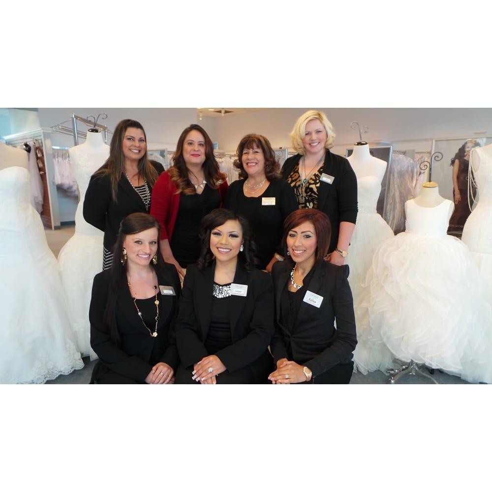 Alfred angelo bridal 13 photos bridal 11540 4th st for Wedding dresses rancho cucamonga