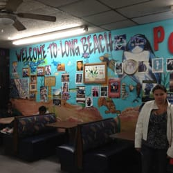 Pee & Gee Fish - Long Beach, CA, États-Unis. Th wall