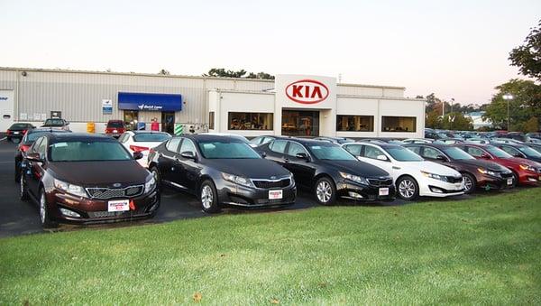 Portsmouth kia car dealers portsmouth nh reviews for Kia motors near me