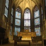 Stadtkirche St. Reinoldi, Dortmund, Nordrhein-Westfalen, Germany