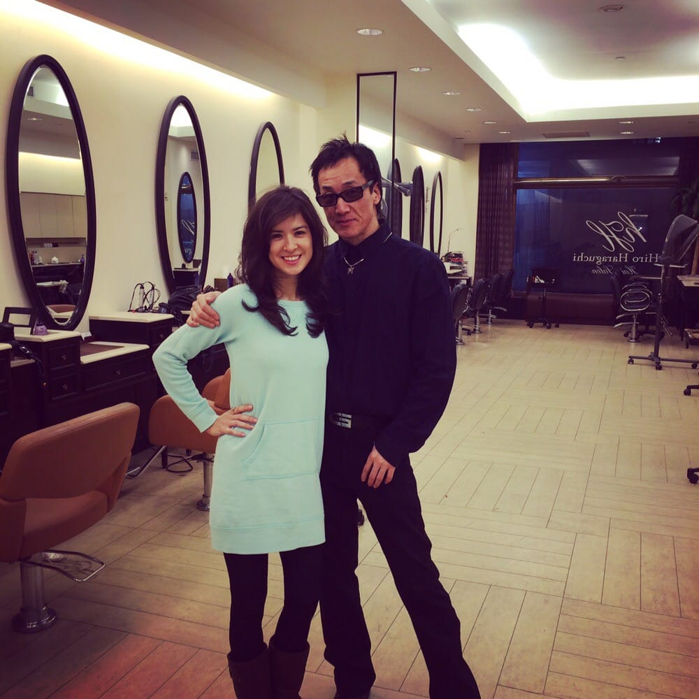 Hiro haraguchi salon hairdressers midtown east new for 1662 salon east reviews
