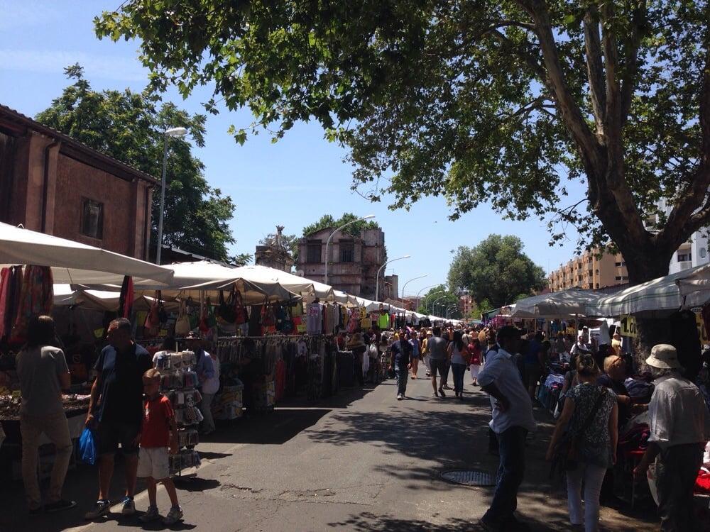 Mercato di porta portese 24 photos antiques - Porta portese affitti appartamenti roma ...