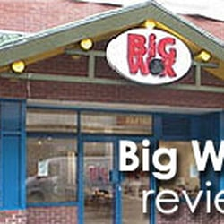 Big Wok, Birmingham, West Midlands