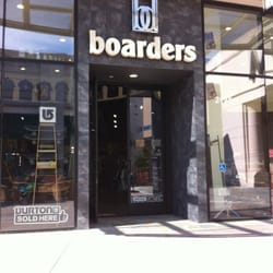 Boarders clothing store. Women clothing stores