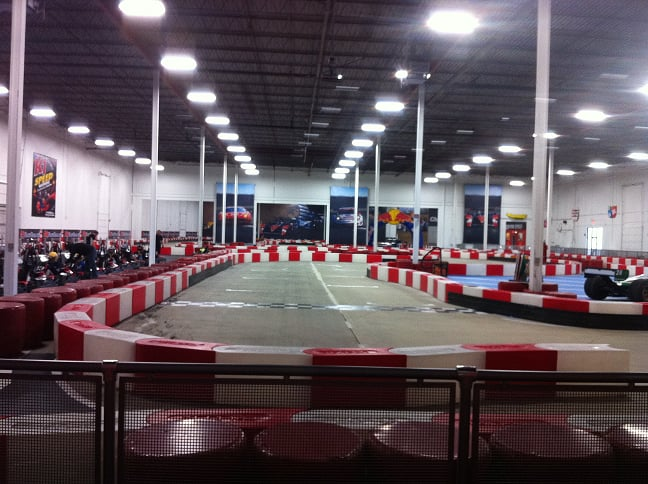 A look at the k1 speed track in santa clara yelp for Academy for salon professionals santa clara