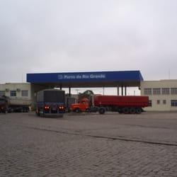 Super Porto de Rio Grande, Rio Grande - RS, Brazil