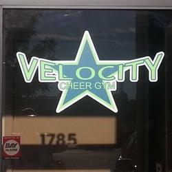 Velocity Cheer Gym - Antioch, CA, États-Unis