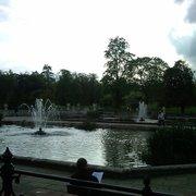 Kensington Gardens, London