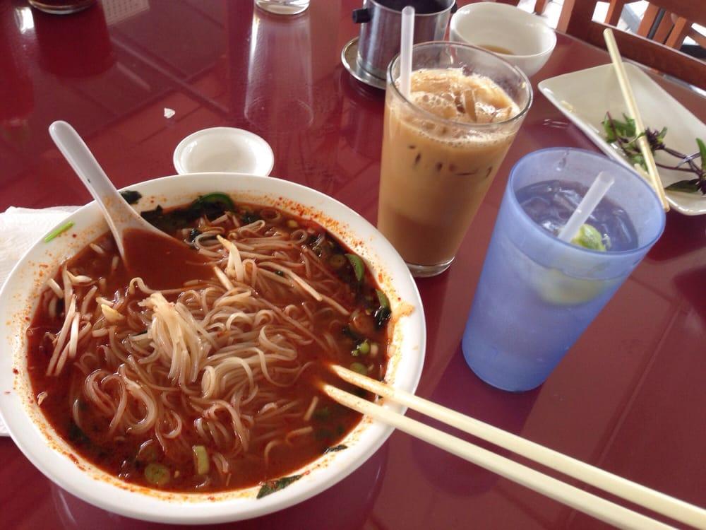 Pho ha noi 86 foto cucina vietnamita miramar san for Cucina vietnamita