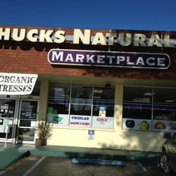 Chuck S Natural Food Marketplace