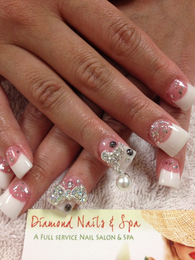 Diamond Nails Spa Las