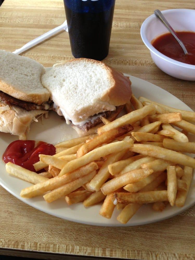 Tony's Home of the Giant Steak - Restaurants - Saint Louis, MI ...