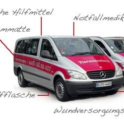 Mobile Tierärzte - Rettungswagen