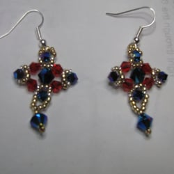 Swarovski Crystal Earrings £8.00