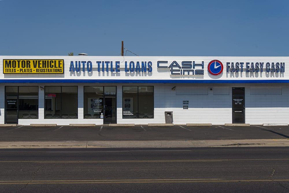 Cash Time Loan Center - Check Cashing/Pay-day Loans - 2612 North 16th St. - Phoenix, AZ - Photos ...