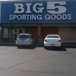 Find the best Big 5 sporting goods, around Las Vegas,NV and get detailed driving directions with road conditions, live traffic updates, and reviews of local business along the way.