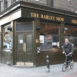 The Barley Mow, London