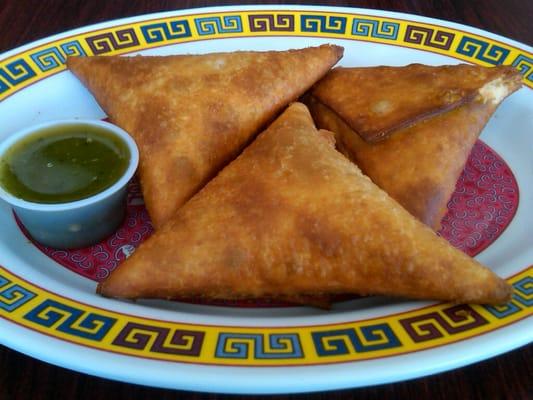 Somali Sambusas Recipes — Dishmaps