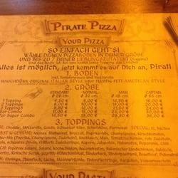 Pirate Pizza am Oli ;-)