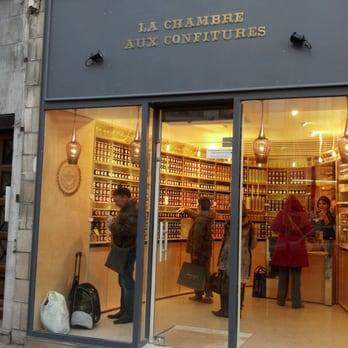 La chambre aux confitures 43 photos confiserie for Chambre de commerce francaise toronto