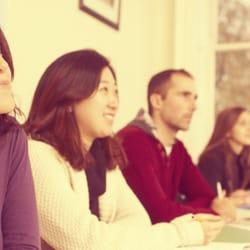 Camilla in class