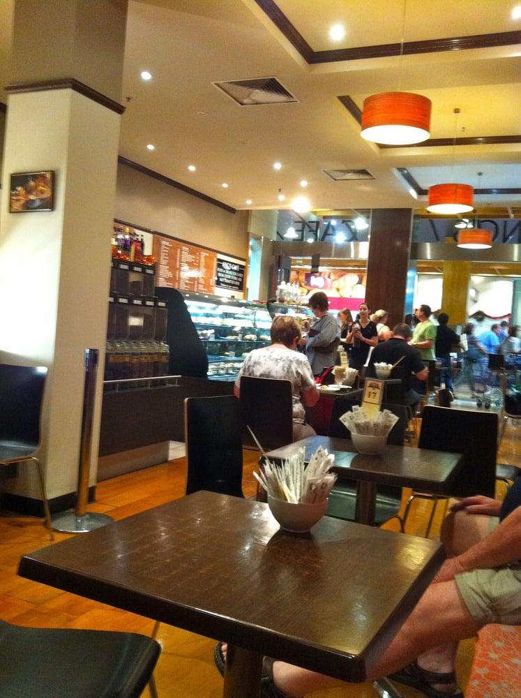 Cafe Oaklands Park