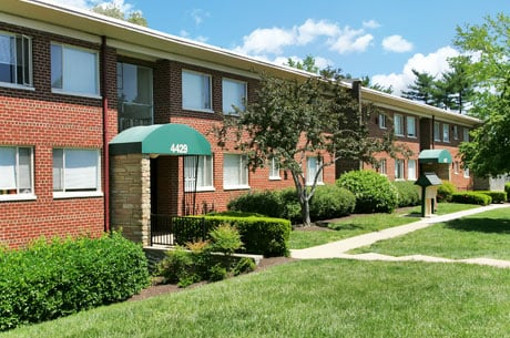 Park Shirlington Apartments Apartments Arlington Va