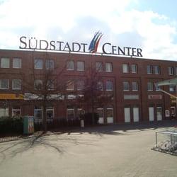 Südstadt-Center, Rostock, Mecklenburg-Vorpommern, Germany