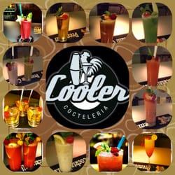 Amplia variedad de cocteles!!!!