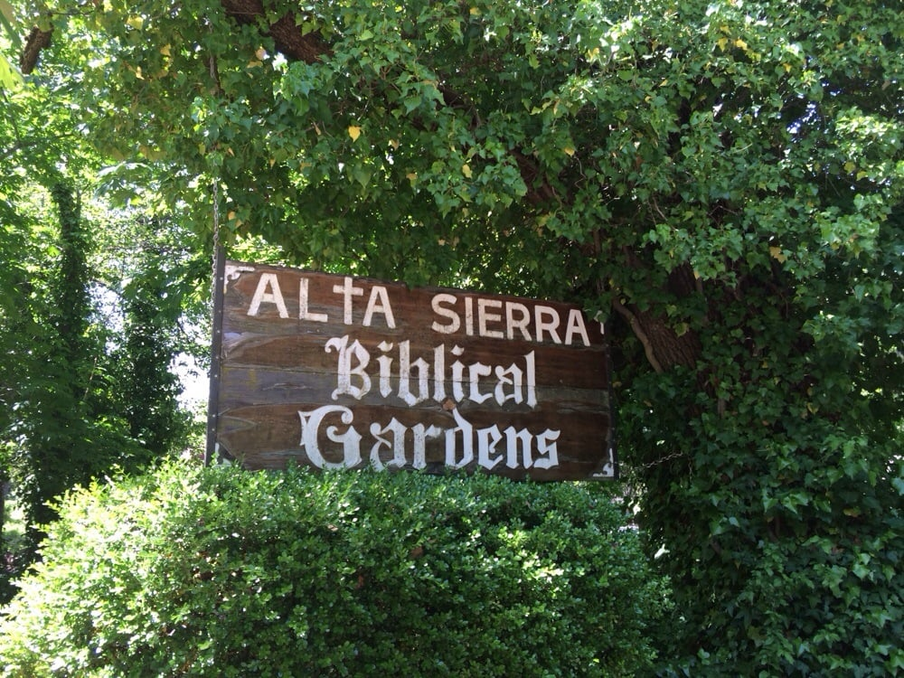 Grass Valley (CA) United States  city images : Alta Sierra Biblical Gardens Grass Valley, CA, United States