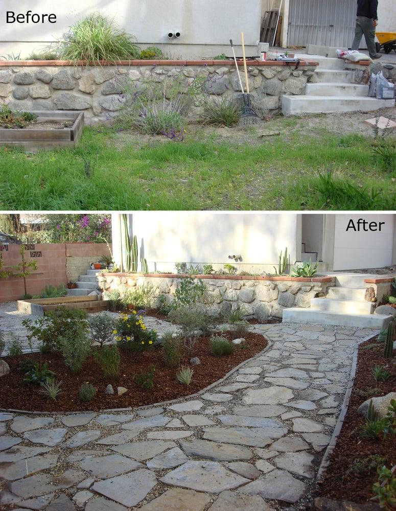 Ecoscape designs closed 10 photos landscaping for Garden design los angeles