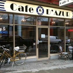 Cafe Azur Yelp