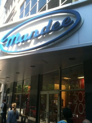 Clothing stores Mandee clothing store