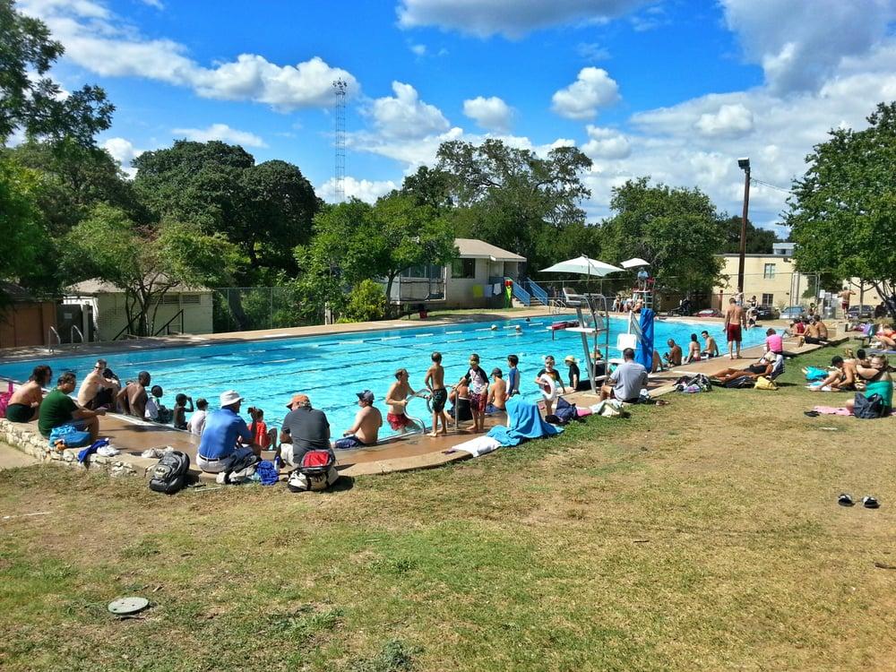 Big Stacy Pool Swimming Pools 78704 South Austin
