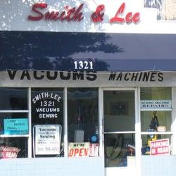 Smith & Lee Vacuum & Sewing - Store Front - Santa Monica, CA, Vereinigte Staaten