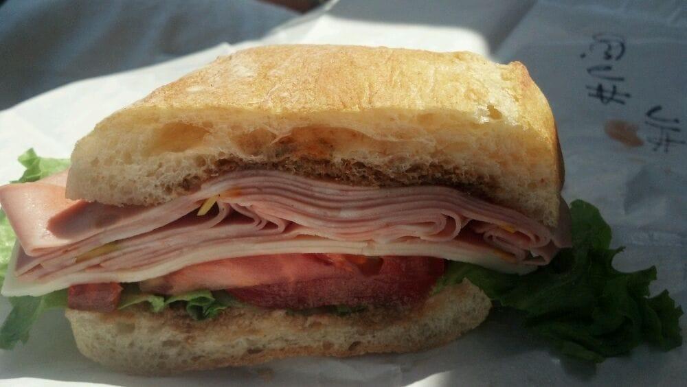 Mortadella Sandwich Mortadella Sandwich Was Good