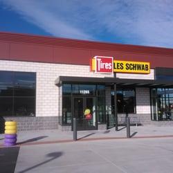 Les Schwab Tire Ctr. logo