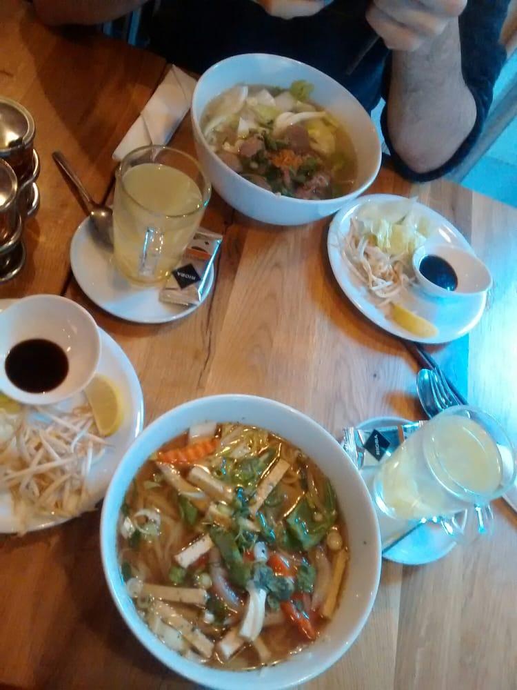Chez dang 21 foto cucina vietnamita neuk lln for Cucina vietnamita