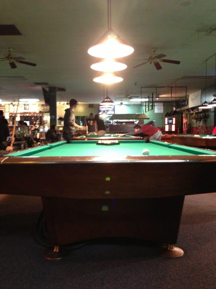 Elite Billiard Pool Halls Edison Nj Reviews Photos Yelp